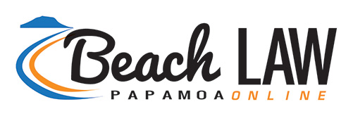 Beach Law Papamoa Online