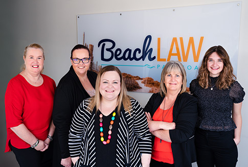 Beach Law Team Oct 2020